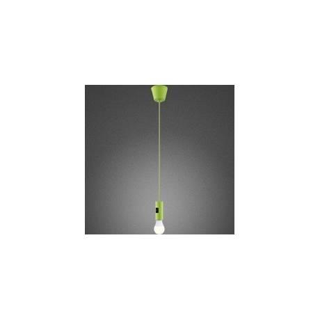 VISECA LAMPA 15142-ZELENA