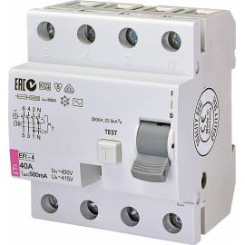 FID sklopka EFI-4 40/0.5A ETI-2065143