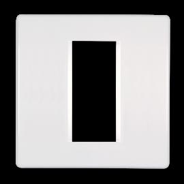 MODE Maska 1M jednostruka bela 6501.0