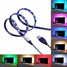 MLL-5050-30 SET RGB LED traka za TV 2m USB